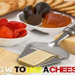 How to use a cheese slicer