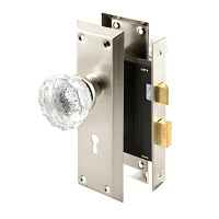 Defender Security E 2496 Mortise Keyed Lock Set