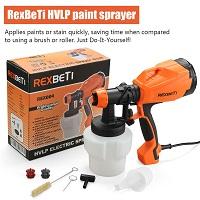 REXBETI Ultimate-750, 500 Watt HVLP Spray Gun