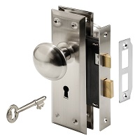 Prime-Line E 2330 Mortise Keyed Lock Set