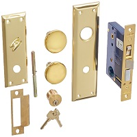 Marks Hardware 91A-RH Mortise Lock