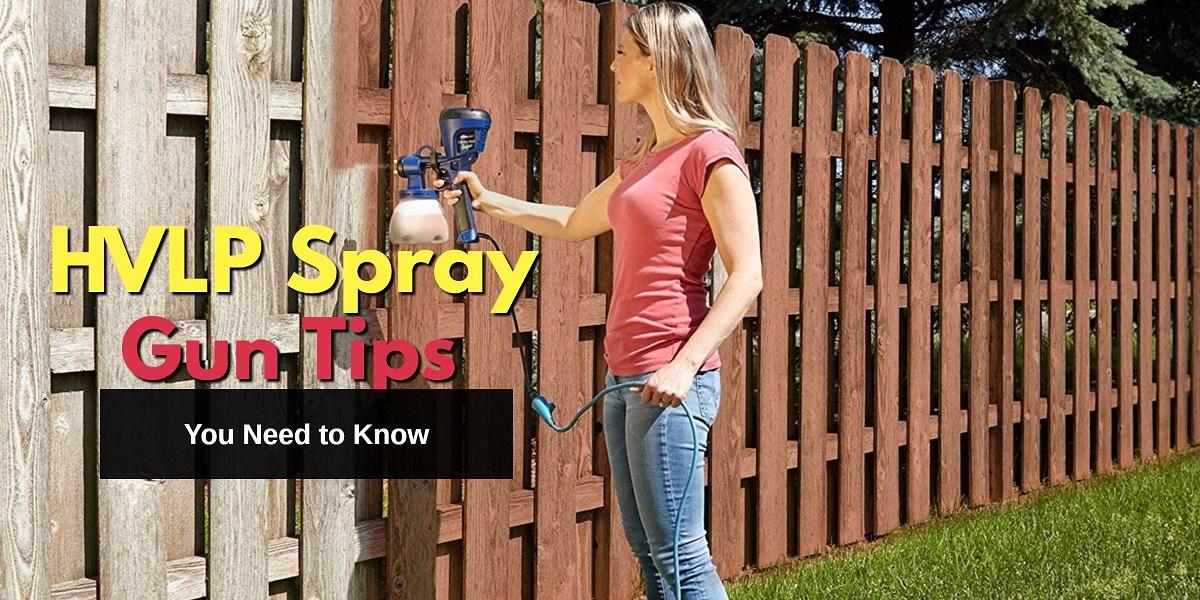 HVLP Spray Gun Tips