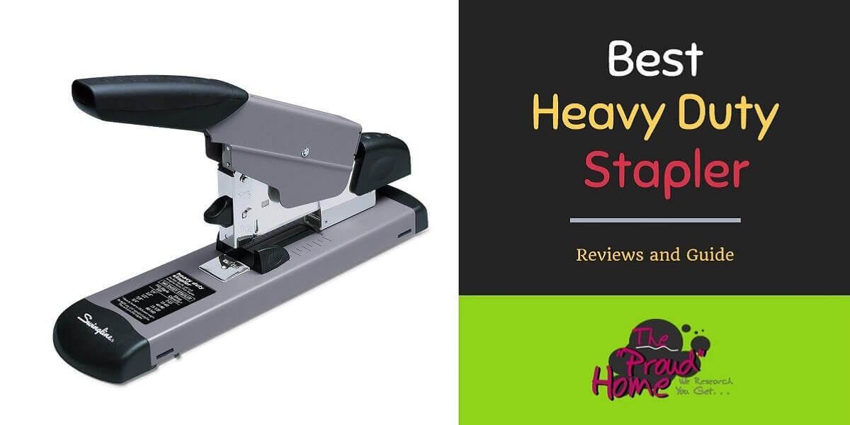 Best heavy duty stapler