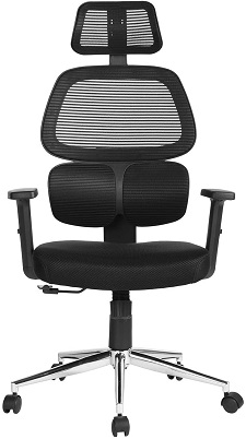 Ergonomic Mesh Office Chair High Back Swivel Computer Desk Chair