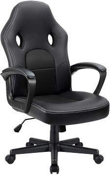 Furmax Office Chair Leather Desk Chair