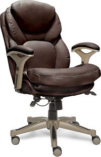 Serta Works Ergonomic Executive Office Chair