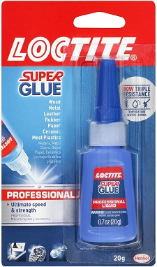 Loctite Liquid Professional Super Glue 20-Gram