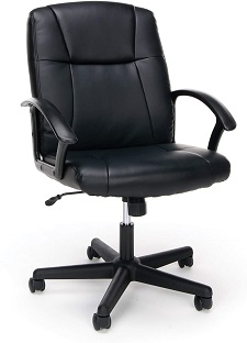 OFM Essentials Leather Executive Office/Computer Chair