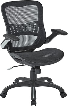 Office Star Mesh Back & Seat Managers Chair