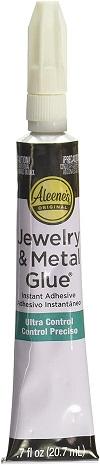 Aleene's 21709 Jewelry & Metal Instant Adhesive
