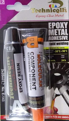 Technicqll Very Strong Epoxy Adhesive Glue for Metals