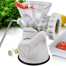 Kitchen Basics 3 N 1 Manual Meat and Vegetable Grinder