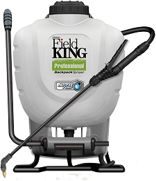 Field King 190328 Backpack Sprayer, 4 Gallon