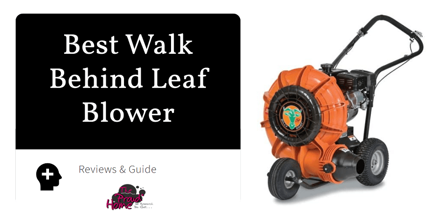 Best Walk Behind Leaf Blower