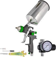 TCP Global Brand Professional 2.5mm HVLP Spray Gun